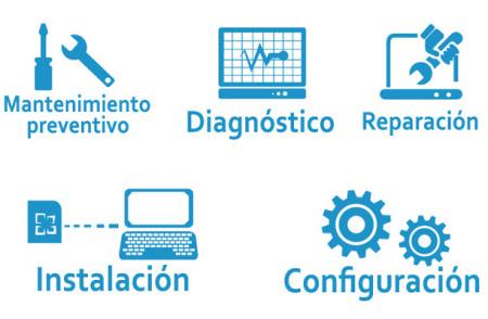 Reparación de impresoras y ordenadores en valencia