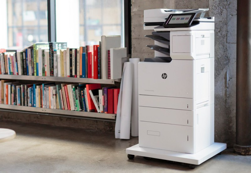 Renting fotocopiadoras HP Valencia