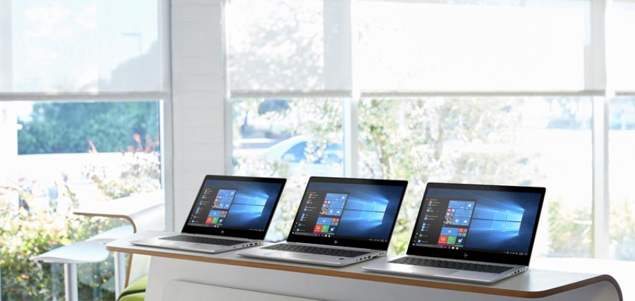 Renting ordenadores HP Valencia