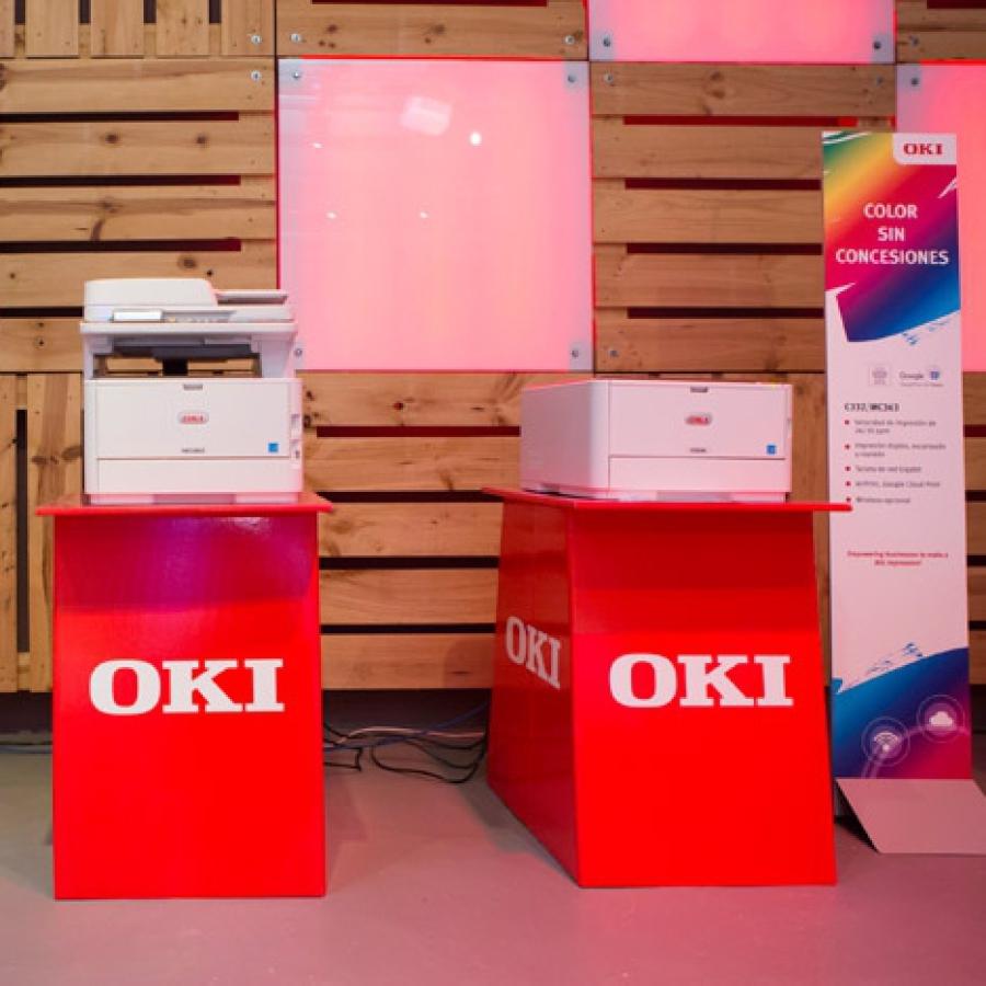 Distribuidor OKI en Valencia