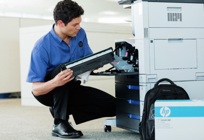 Servicio técnico HP oficial en Valencia